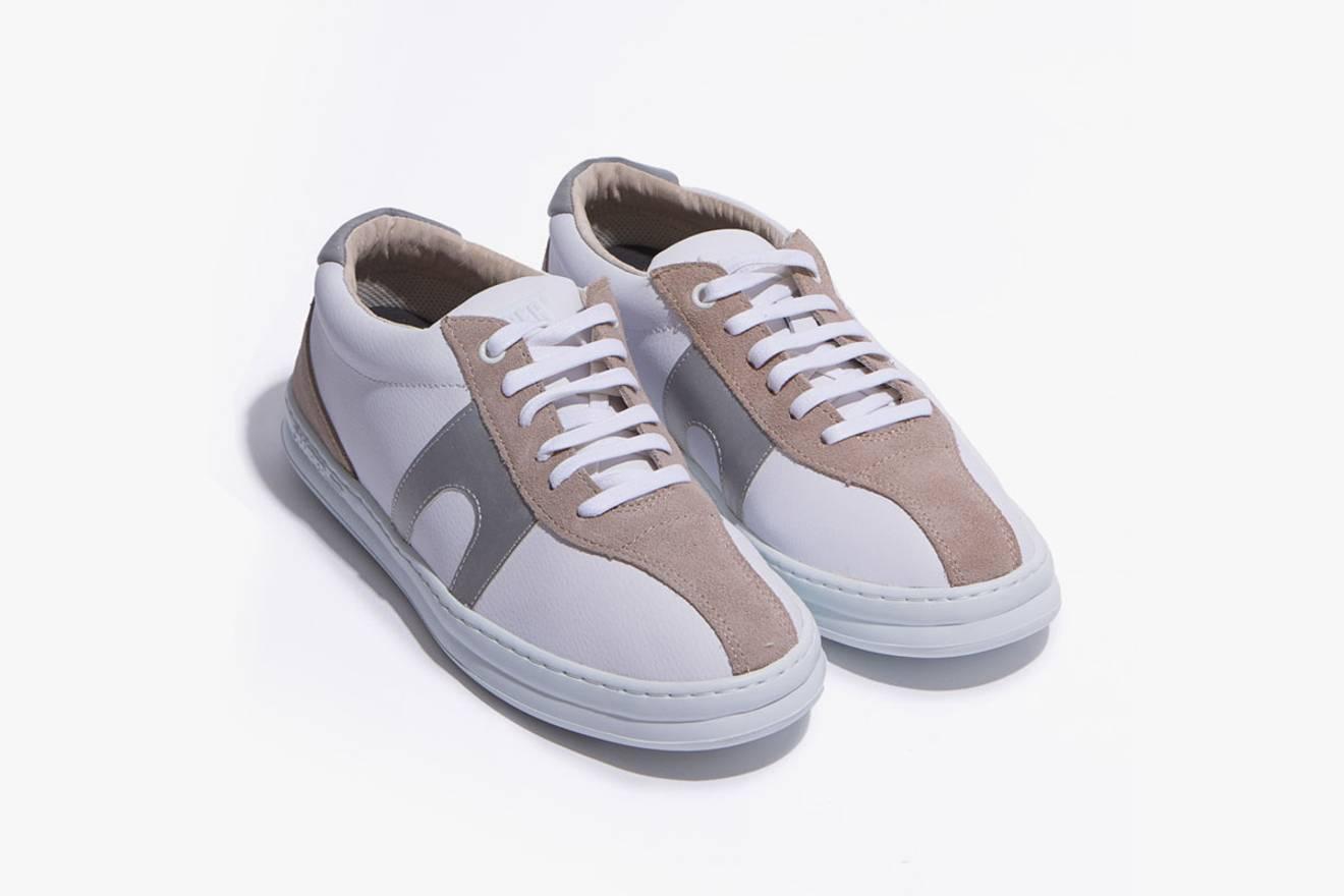 CAMPER Together Gosha Leather Runner Sneaker 4fbTR
