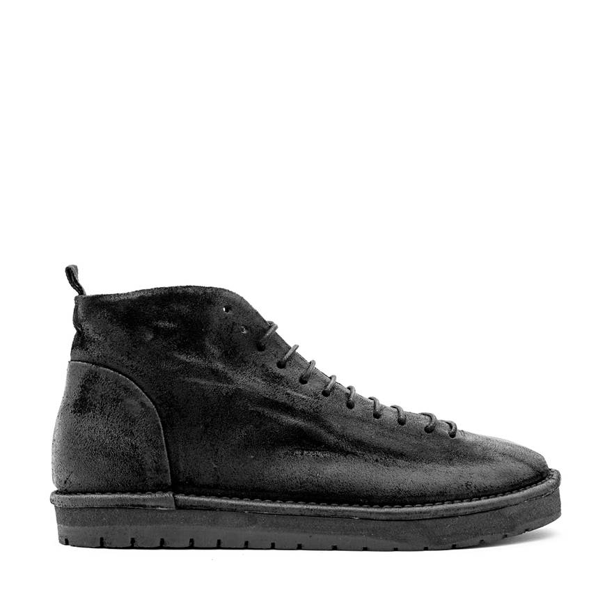 lace-up fitted boots - Black Mars Buy Cheap Find Great UyXtpBUnnc