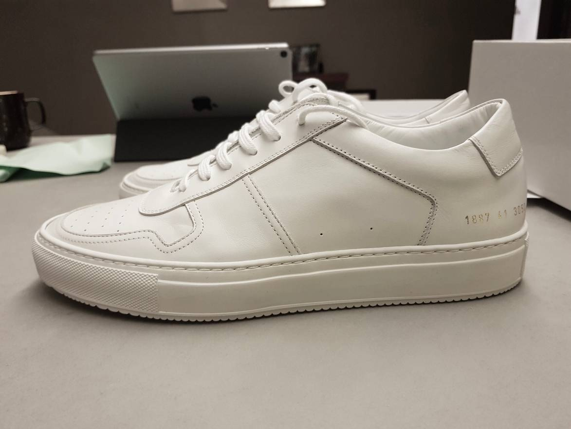 COMMON PROJECTSBball low top sneakers qtYZK6zWU