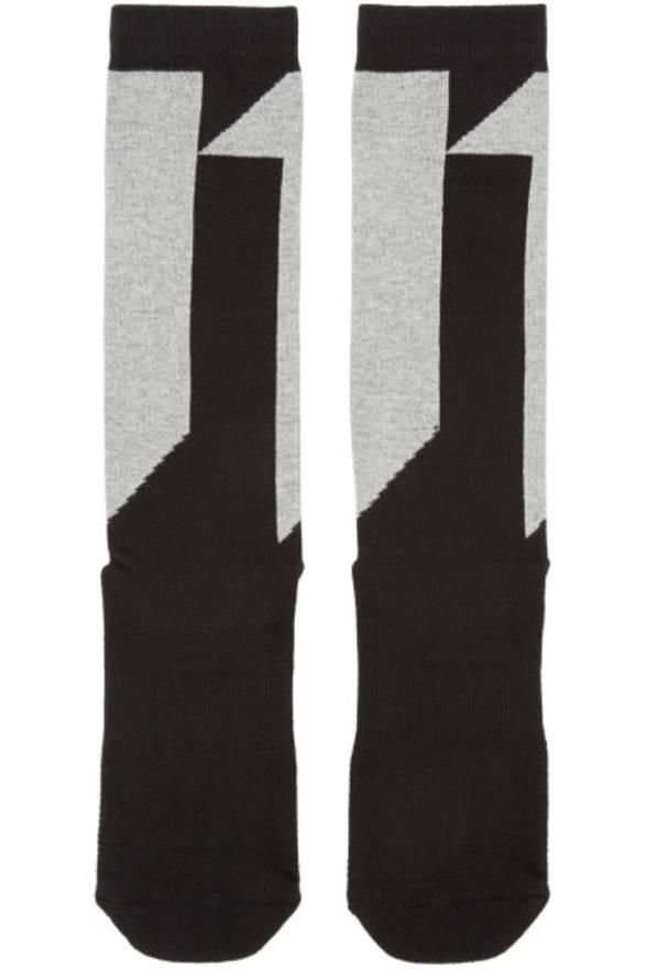 logo socks - Black Boris Bidian Saberi Clearance Original Great Deals Sale Online Buy Cheap Find Great Cheap Outlet Free Shipping Factory Outlet 8BLYZNEXQ