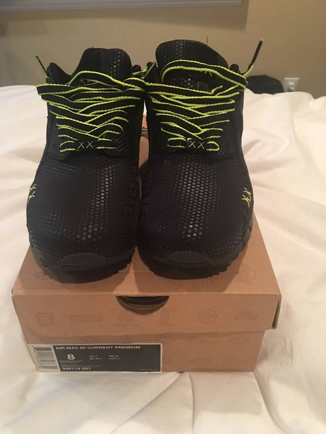 detailed look 8cf34 fbe5a Current Kaws Max Nike 90 Top Nike Low Size Air 8 Premium 6fqwZXxI