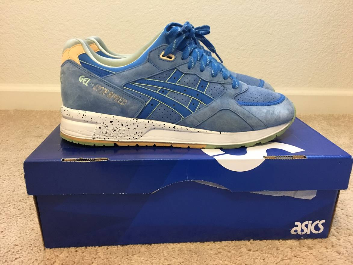 Size Lyte Speed 5 Gel basse Asics ​​Easter di per 11 Sneakers qwISCW