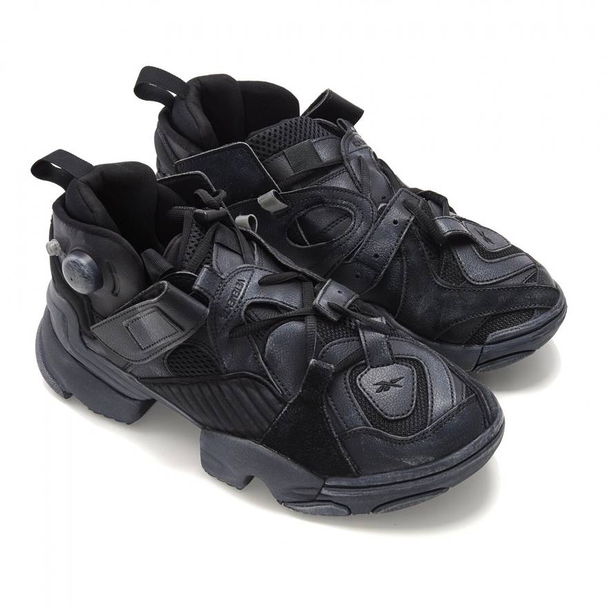 Vetements x Reebok Genetically Modified Pump Sneakers w/ Tags Discount Outlet Store 0zD2oWk5