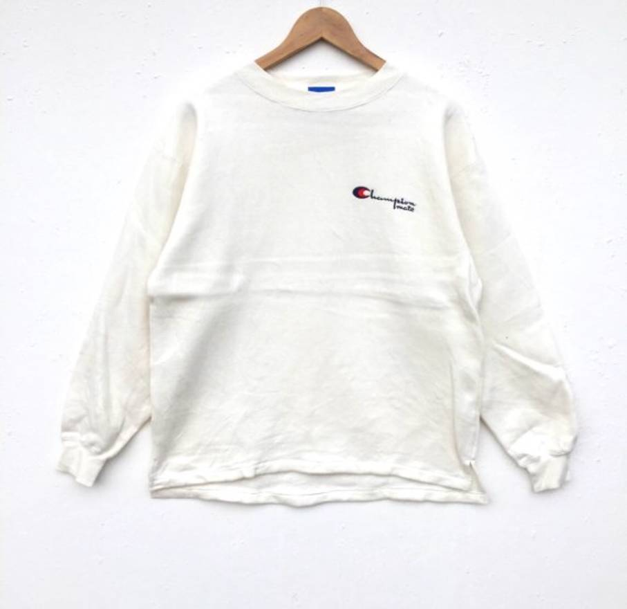 Sweatshirt Embroidery Small Champion Out Mate Vintage Logo Spell qgSEP d3e7a5dd815d