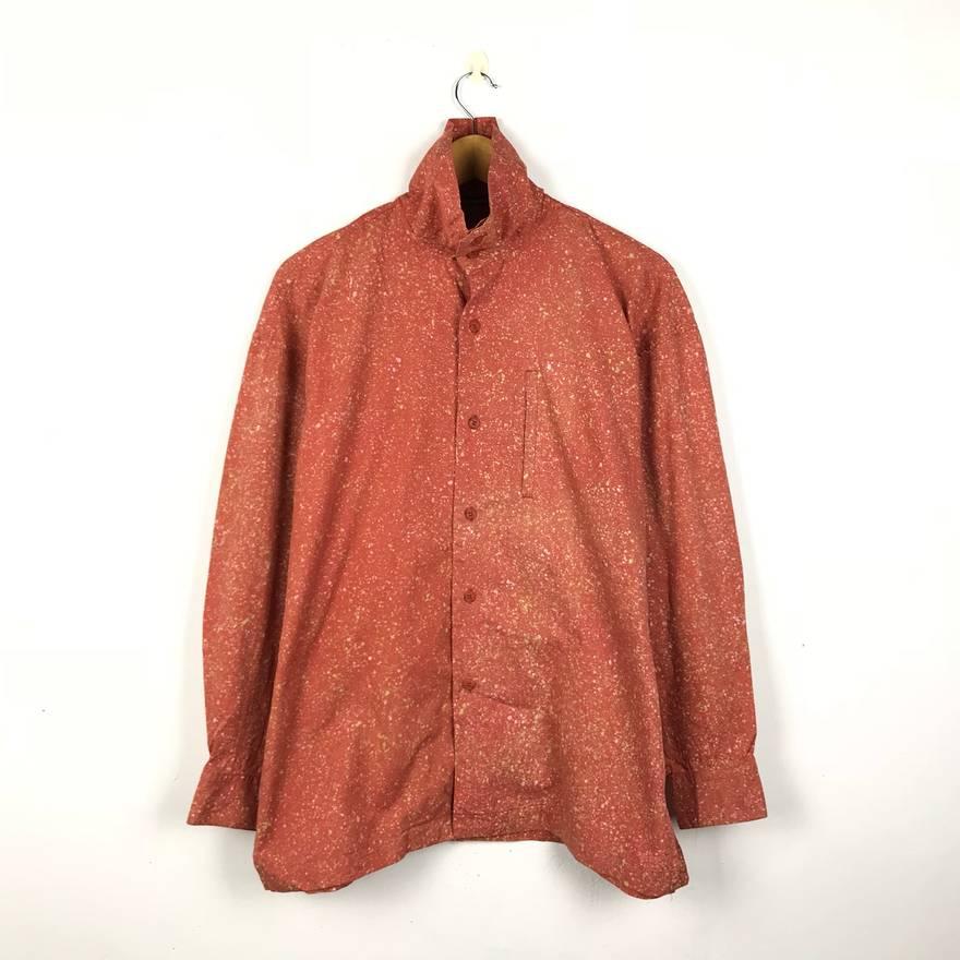 Rare Vintage Issey Miyake Shirt Size M dkUkNAN
