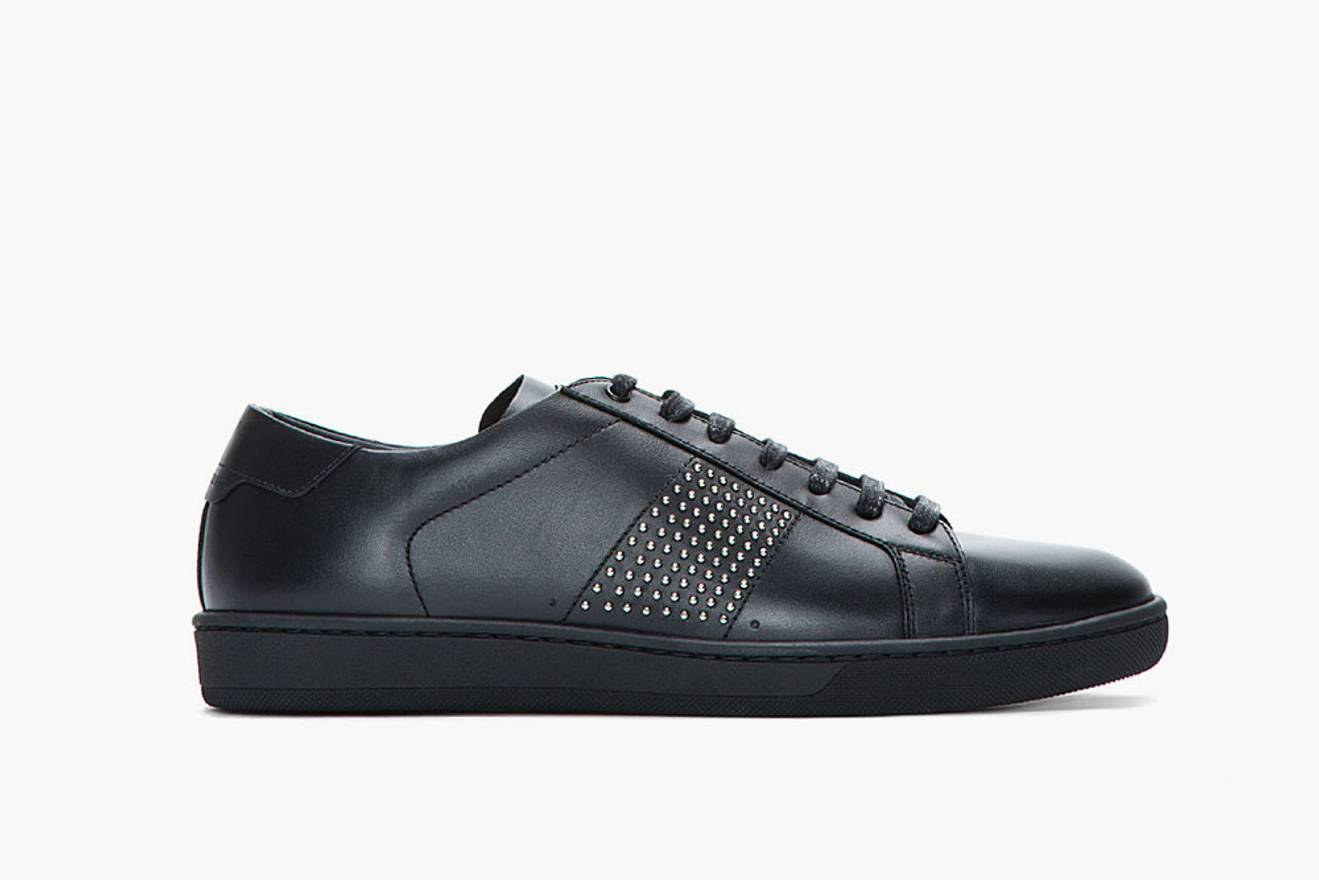 Saint Laurent Studded low
