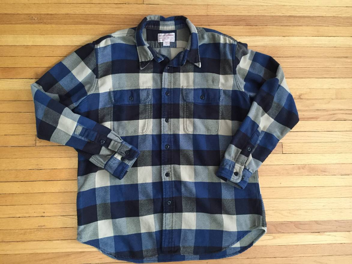 Vintage Work Shirts For Sale | ANLIS