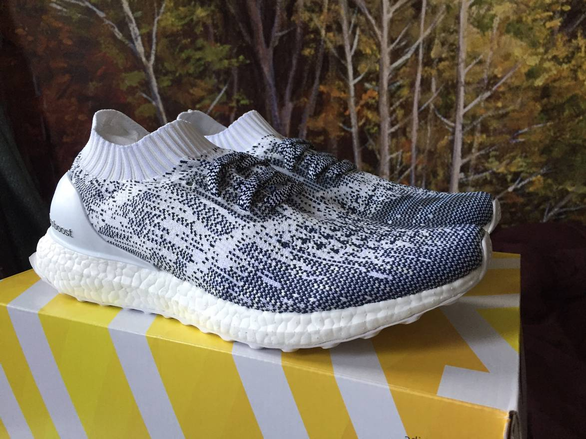 1d64cf3d4f042 ... norway adidas adidas originals ultra boost uncaged white ba9616 brand  new size us 9 eu de19a