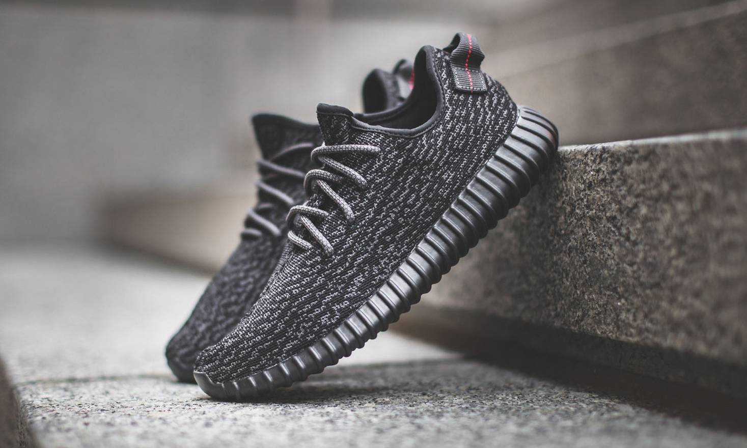 6b9cdcb196dc0 ... discount adidas yeezy boost 350 pirate black size us 8 eu 41 716bc 88596