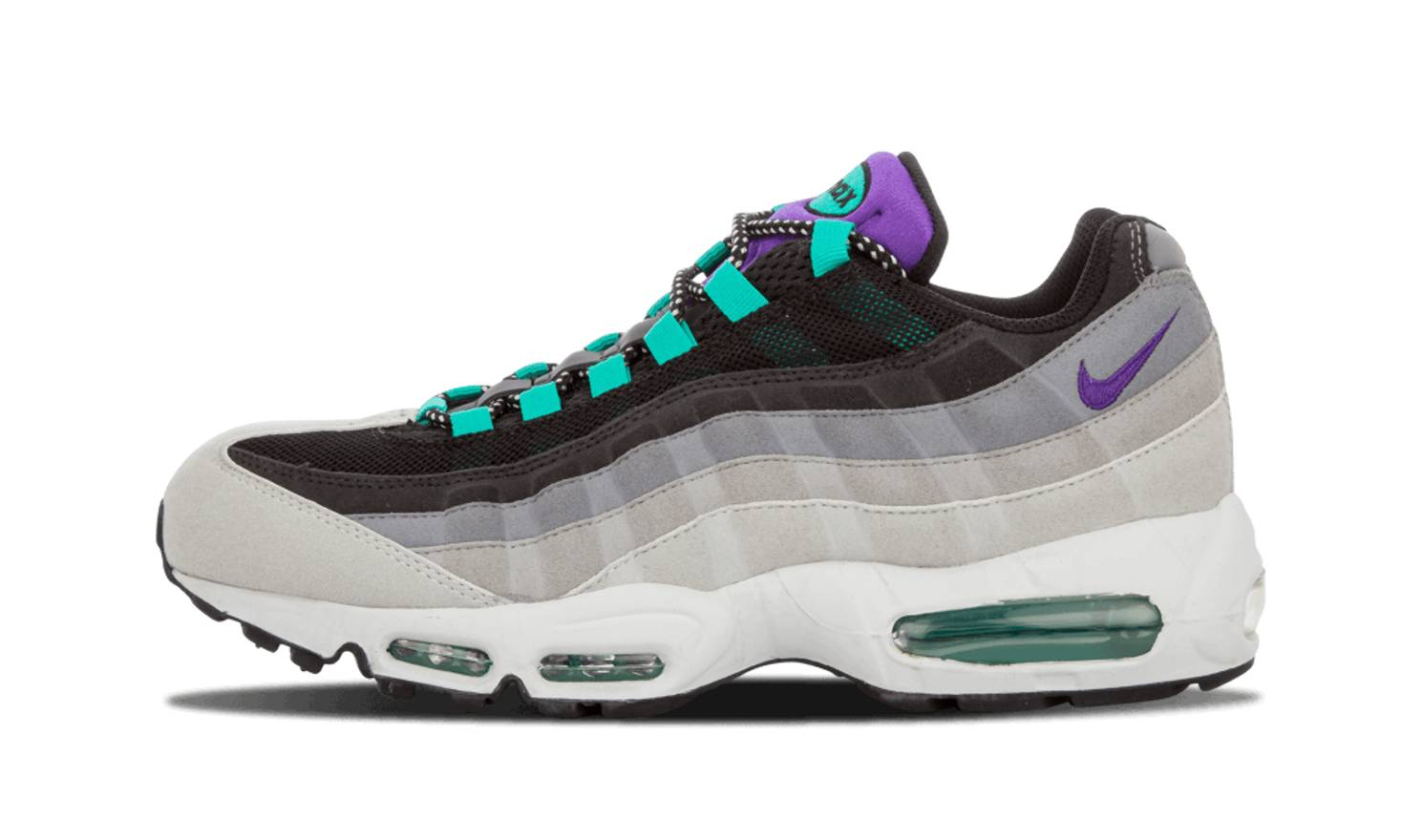 sale retailer 411cd a804f ... purple trainers sale 8f0c4 d305b; spain nike nike air max 95 grape 2010  edition size us 10 eu 43 2 291f5