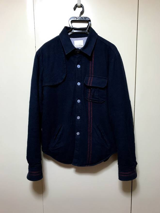 Band Of Outsiders Quilted Hunting Jacket Size S Light Jackets For