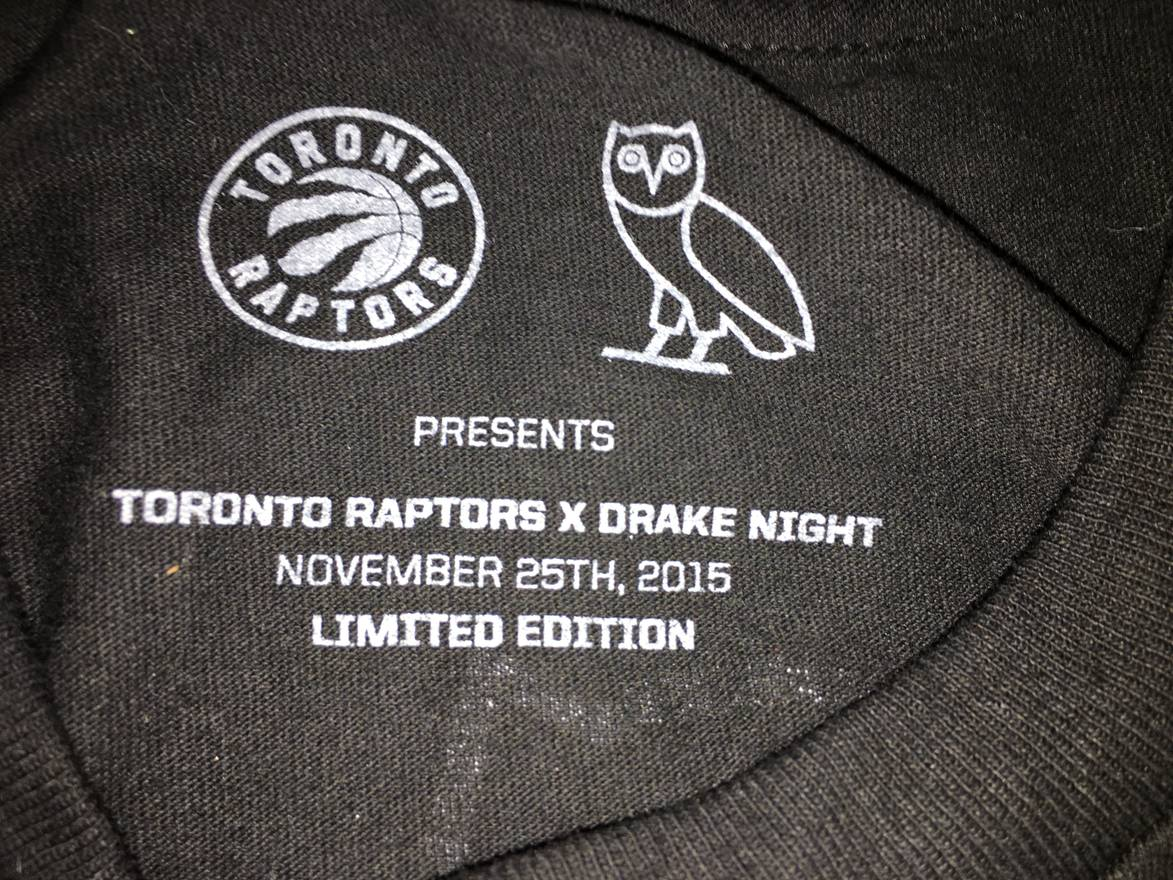 bb143db71ce Octobers Very Own Limited Edition Drake Night Longsleeve Size US L / EU  52-54 .