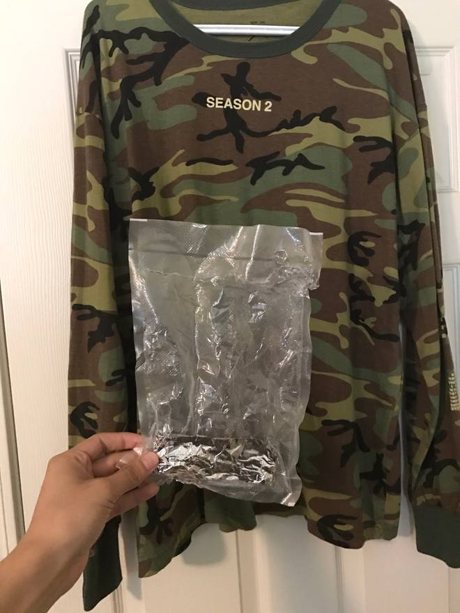 Kanye west yeezy season 2 invitation size xl long sleeve t shirts kanye west yeezy season 2 invitation size us xl eu 56 4 stopboris Gallery