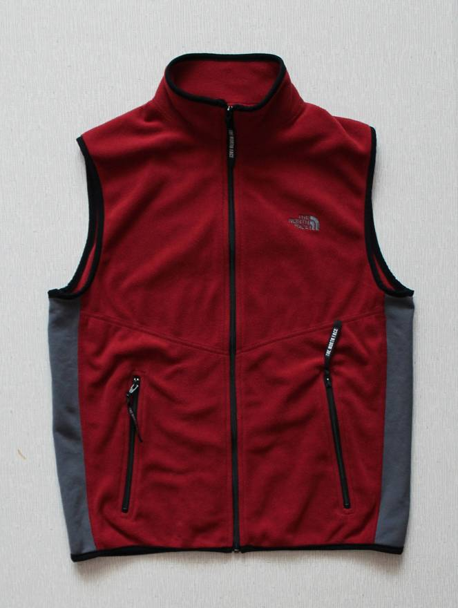 48239f5617 ... Grey The North Face Mens The North Face TNF Sleeveless Vest Fleece size  M (S-M .