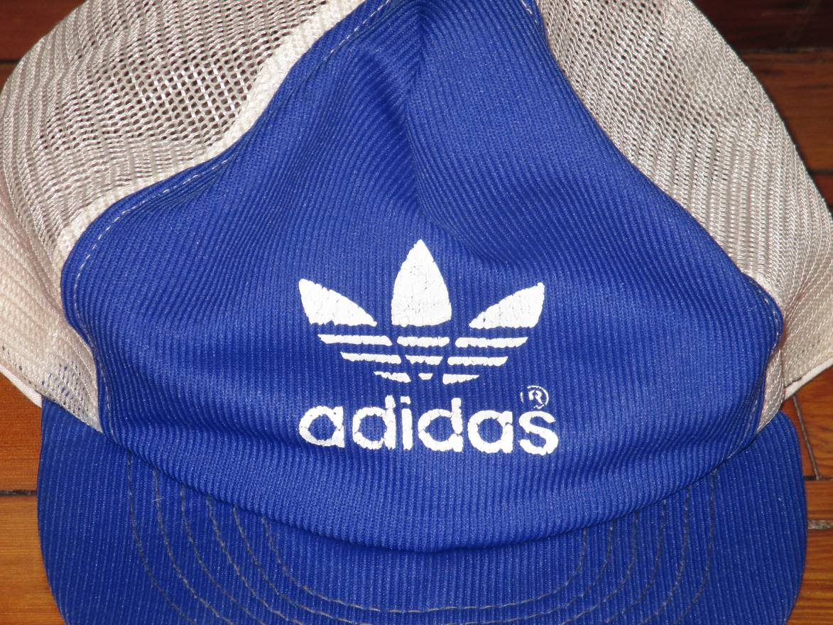... wholesale adidas rare vintage 1970s 1980s adidas hip hop rave snapback  hat size one size 03432 5004865fac15