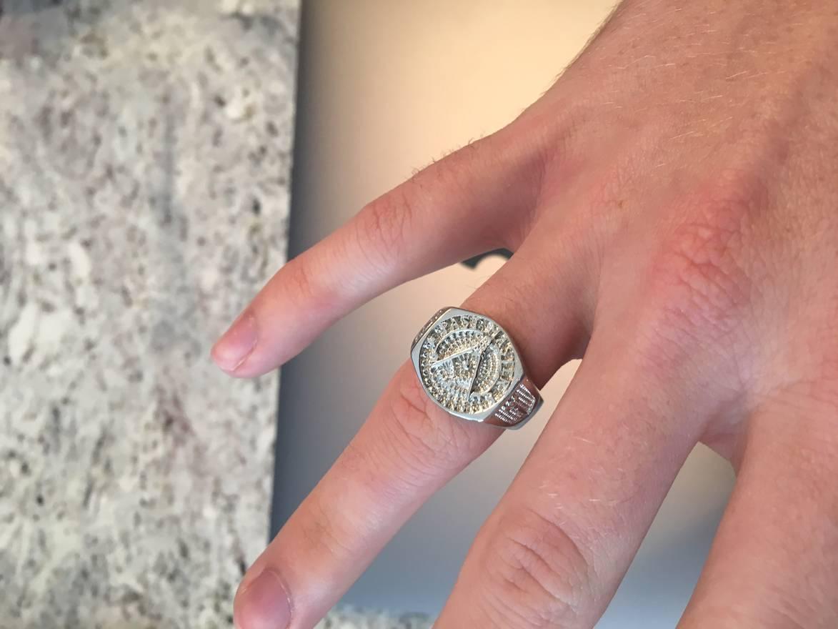 Jewelry Illuminati Ring Silver Sz. 9.25 Size one size - Jewelry ...