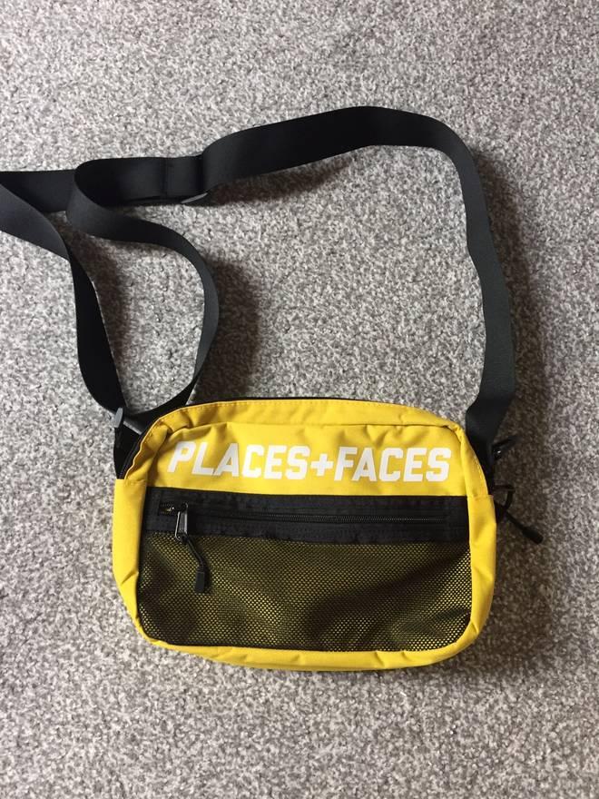 Places Faces 3m Shoulder Bag Authentic New 4 Colours