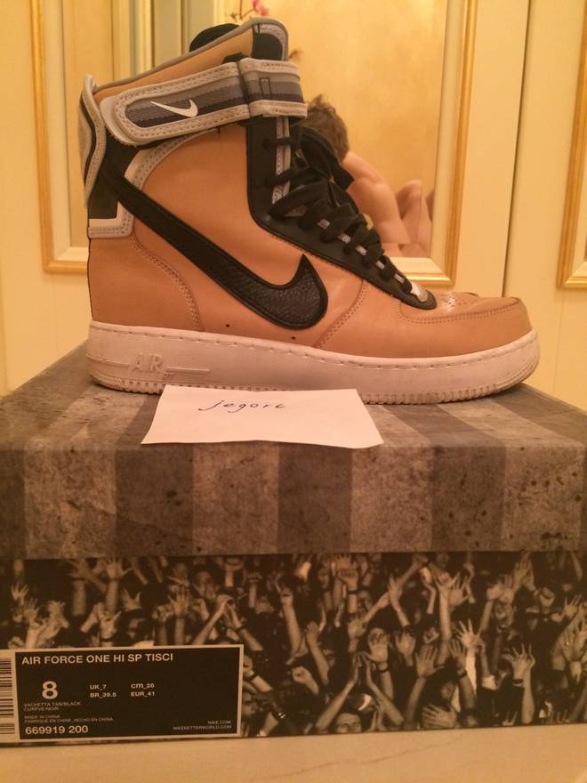 Triangle Offense: The Third And Final Nike + R.T. Air Force