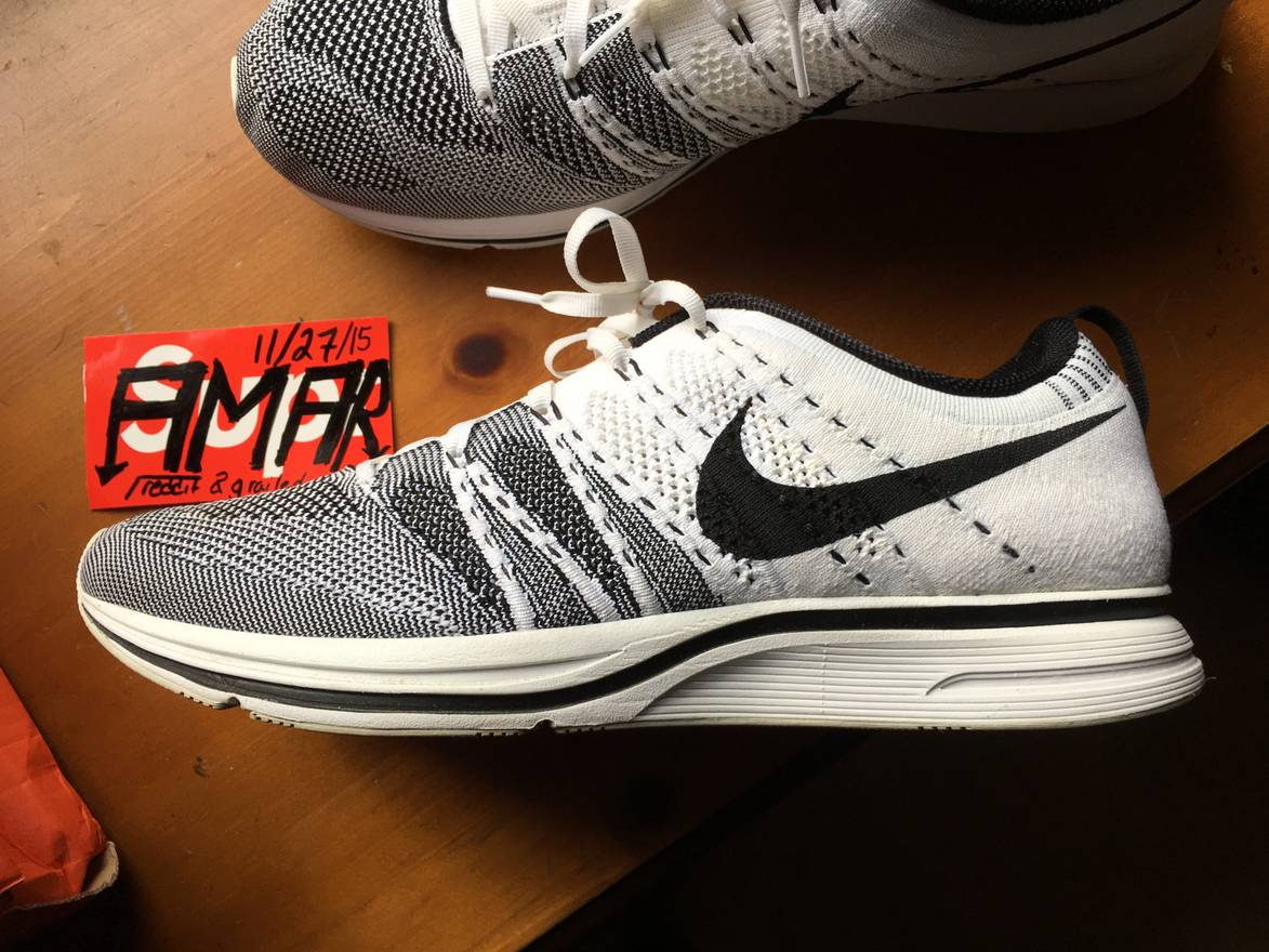 f6bc93261f158 ... cheap nike flyknit trainer padded size us 11.5 eu 44 45 1 . 741e4 1a1a2
