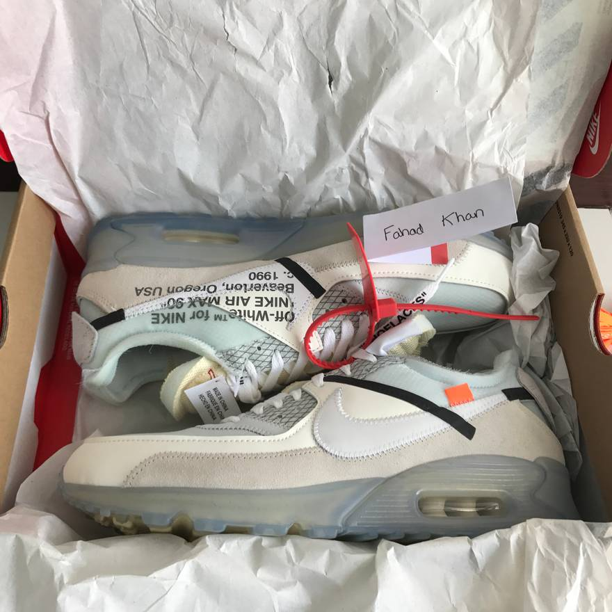 8113a4d0c84 ... sweden nike nike x off white air max 90 brand new in box size 11 usa