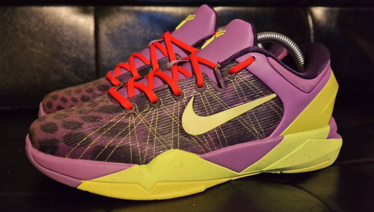 Nike NIKE Kobe 7 Christmas (Leopard) Size 7 - Low-Top Sneakers for ...