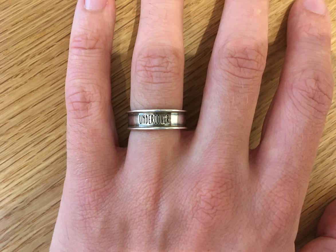 Undercover Ring Size one size - Jewelry & Watches for Sale - Grailed