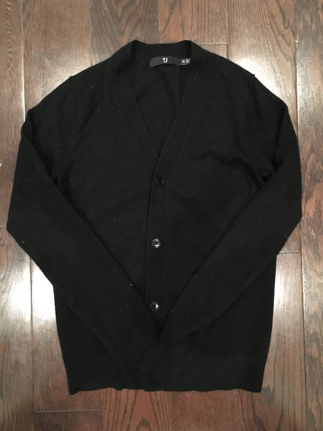 Uniqlo Heavy Cashmere Cardigan (XS) Size xs - Sweaters & Knitwear ...