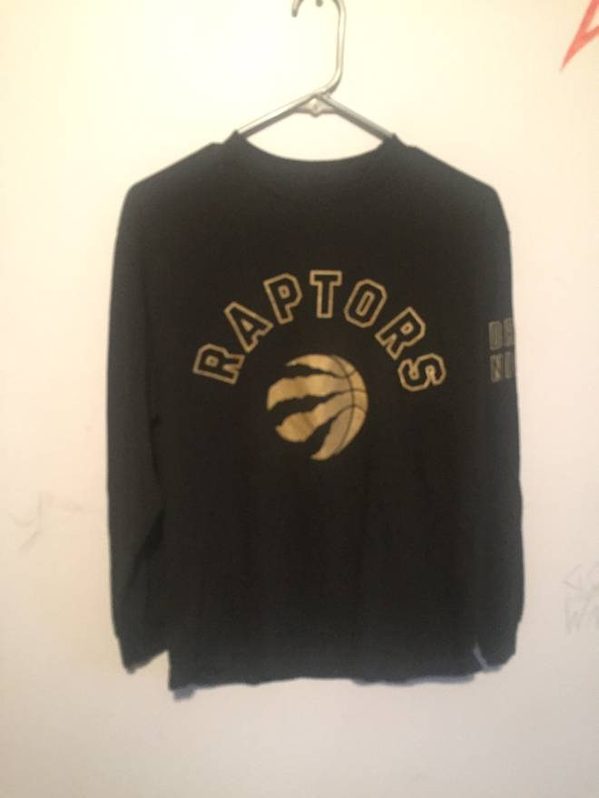 671f49f3003 Octobers Very Own Ovo X Toronto Raptors Drake Night Long Sleeve Size US M /  EU .
