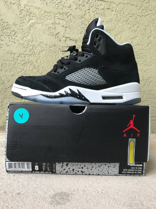 the latest 7cb12 25497 ... get nike air jordan oreo 5s size us 8 eu 41 8f86a 05103