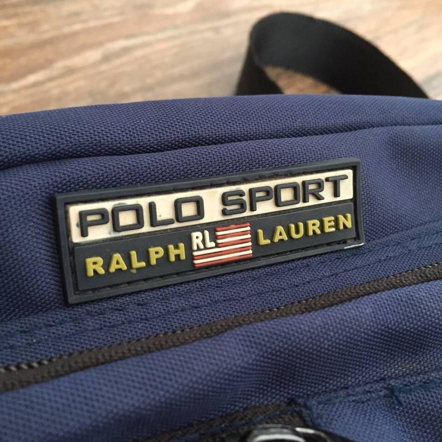 b034e8497c36 ... shop ralph lauren sport polo sport by ralph lauren bum bag size one  size 2 e7be0