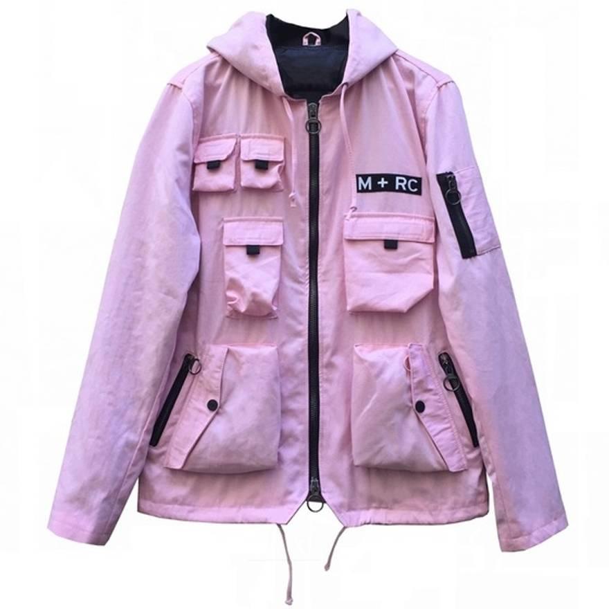 M Rc Noir MRC NOIR RARE PINK JACKET Size s - Light Jackets for ...