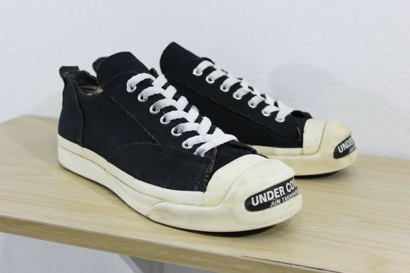 95408cea204e8a Canvas Low Sneaker  Undercover Undercover Jack Purcell. Size US 11 EU 44 .