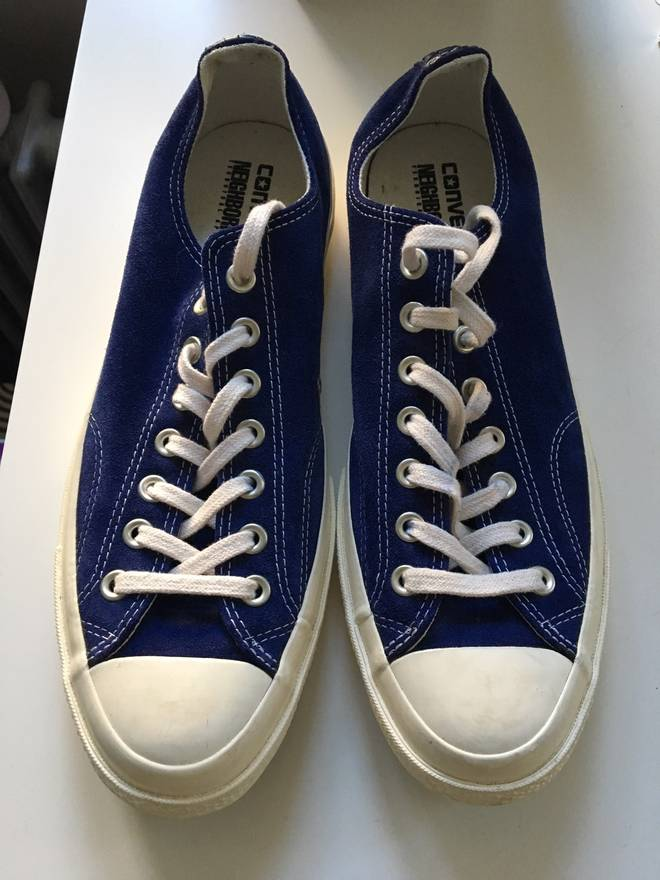 Converse NBHD Converse Chuck Taylor 1970 S Blue Purple Is Low Discount
