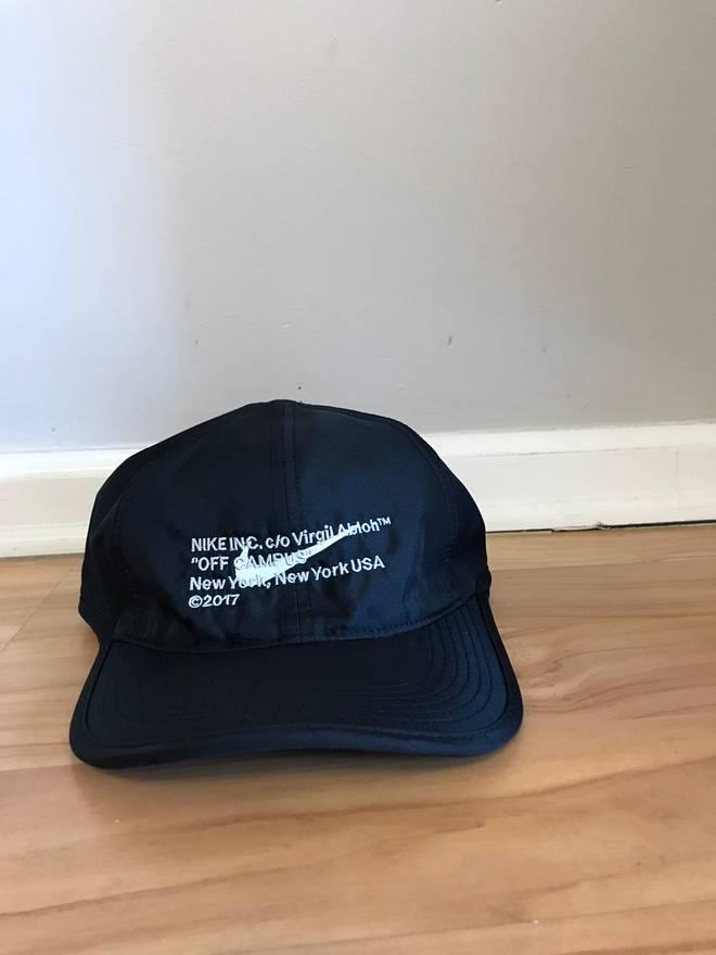 ac70742484e ... switzerland off white off white nike hat size one size d8f0d e4dd0
