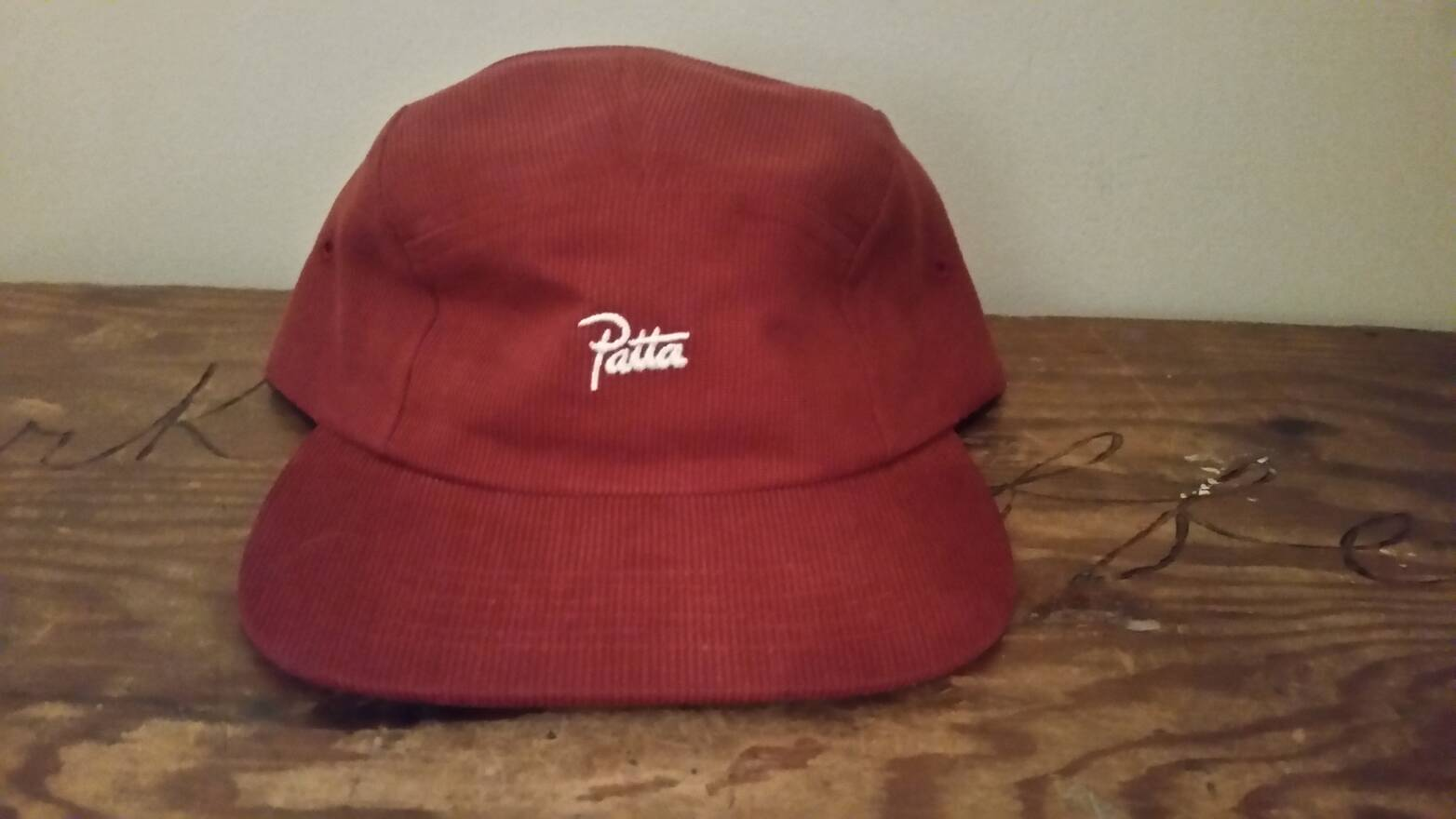 2e5946513bbf7 ... best price patta patta 5 panel camp dad cap hat supreme comfort size  one size a7a6d