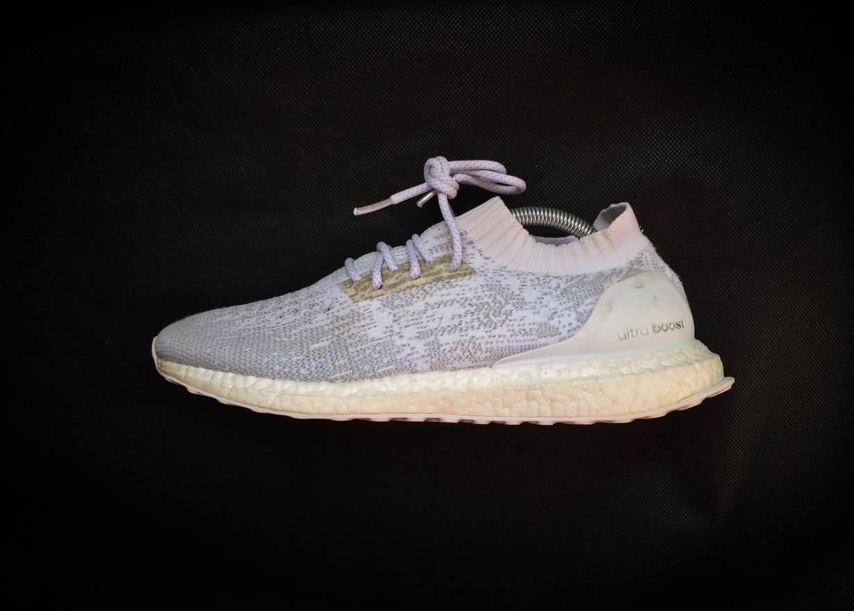 e86fdacecaf14 ... discount adidas adidas ultra boost uncaged ltd 3m reflective triple  white size us 9.5 7804a 052a2