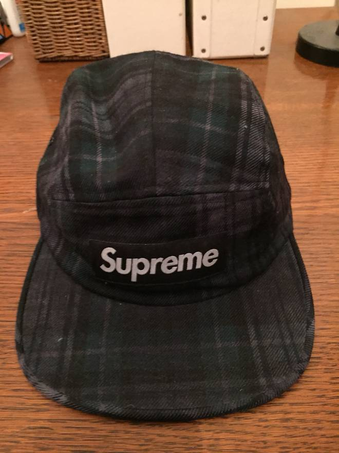 8a551983fb4 ... low price supreme supreme flannel hat size one size 01744 03a7a