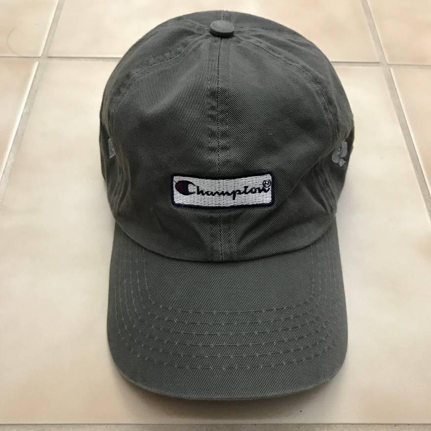 1431ed86dd0876 ... norway champion vintage champion poker grey strapback cap size one size  8bc94 7bec2