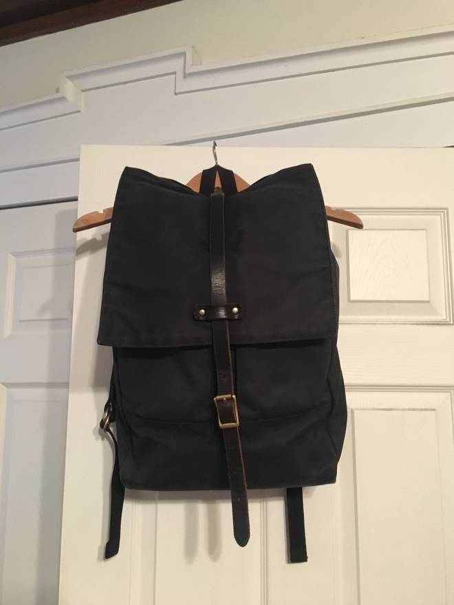 Archival Clothing Rucksack Size One