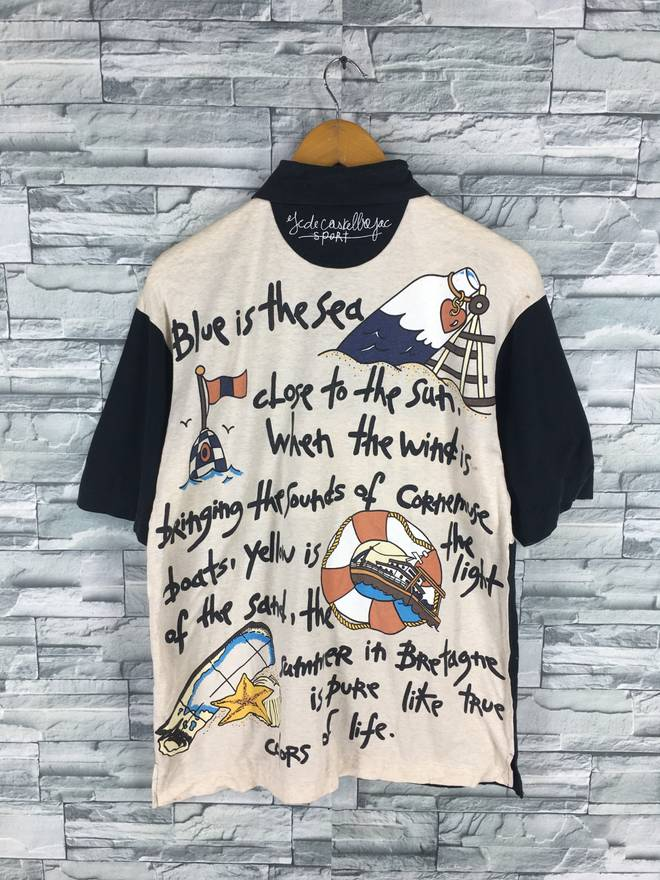 Jean Charles De Castelbajac NEED GONE TODAY GRAB NOW