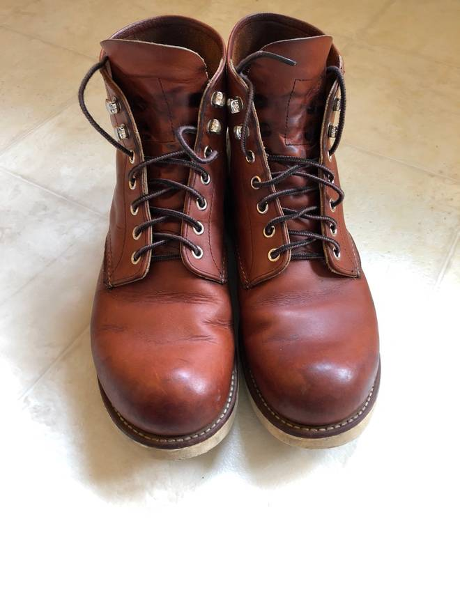 red wing red wing 8822 size 9 5 boots for sale grailed