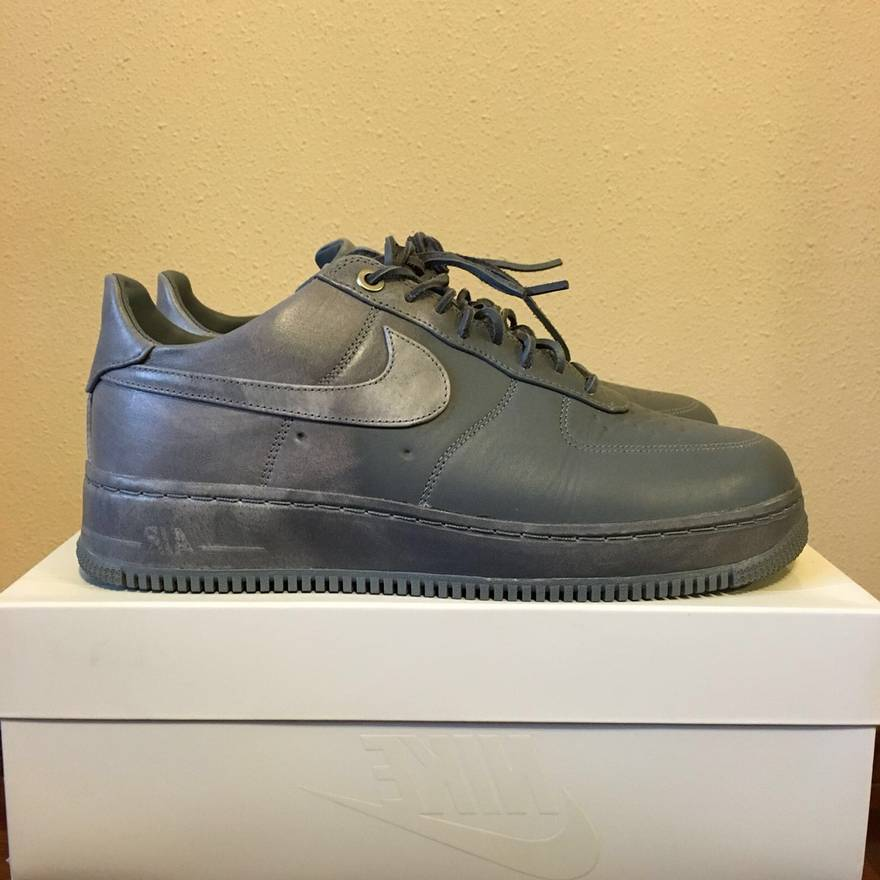 reduced nike air force 1 pigalle chrome 779e2 30993