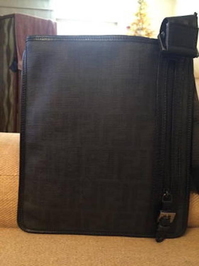 ... italy fendi fendi messenger bag new size one size bcda6 96783 ebef7b589cda4