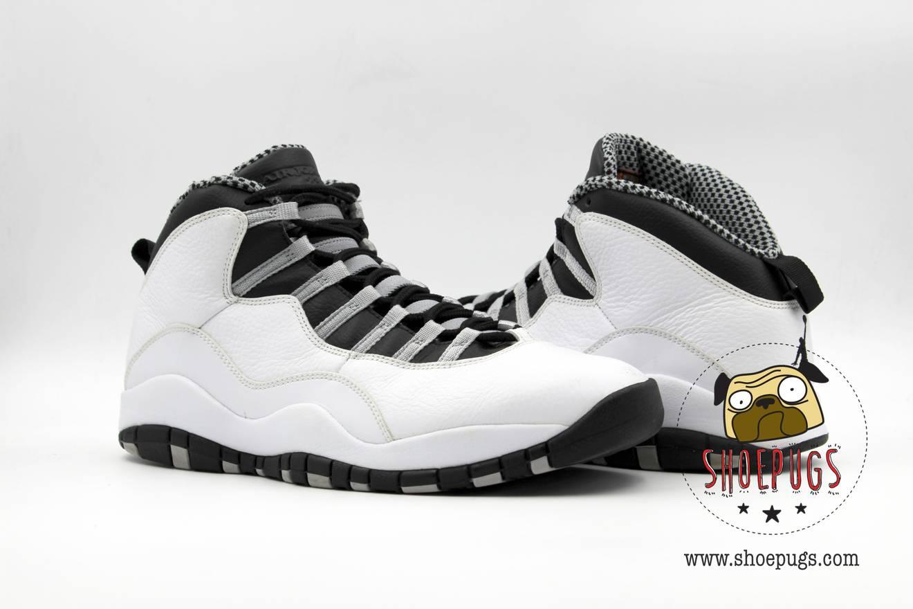 31f1d7beb82 69920 67f0a; release date jordan brand 2013 air jordan retro x 10 steel size  us 11 eu 44