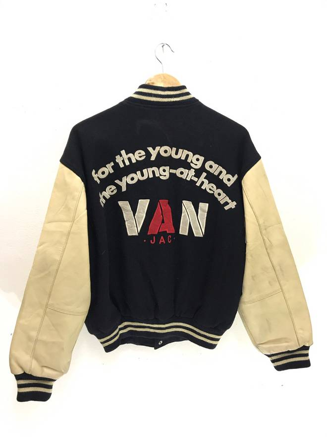 Vintage van jacket inc from japan