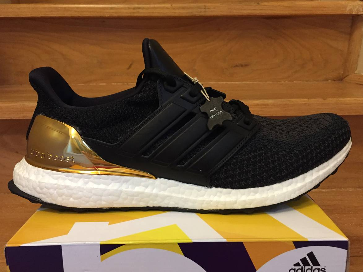 727fc2bb5 ... release date adidas adidas ultra boost 2.0 ltd gold medal size 11.5  shoes size us 11.5
