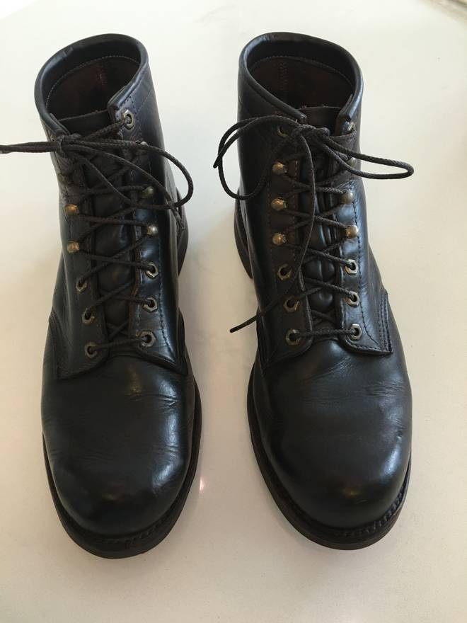 chippewa waterproof gq apache boots size 11 5 boots for sale grailed