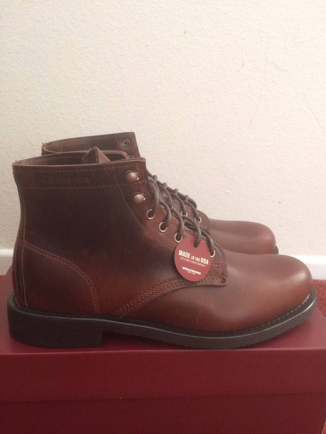 wolverine 1883 wolverine kilometer boot size 8 boots for sale