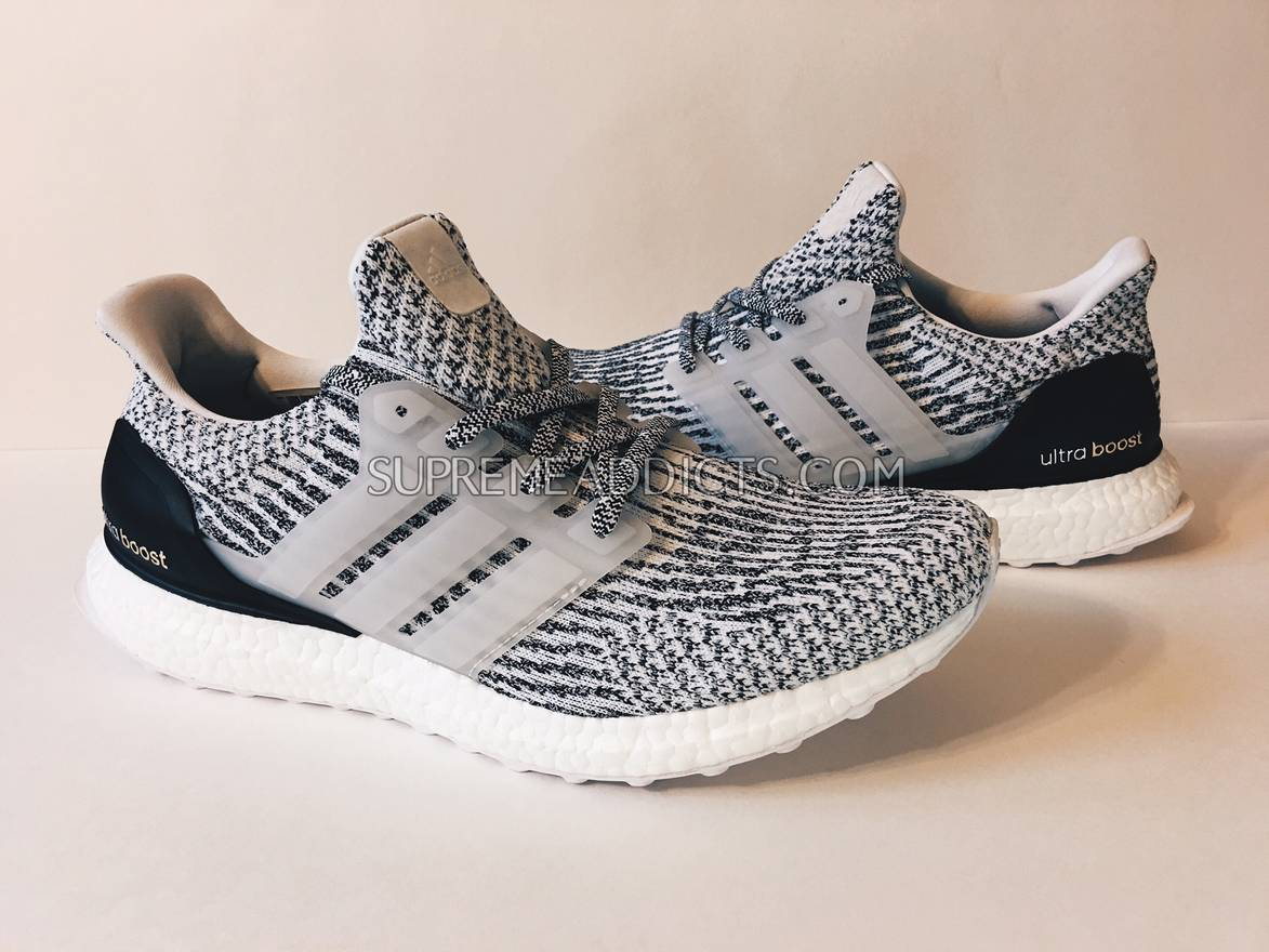 newest d0d2d 07ce7 ... release date adidas adidas ultra boost 3.0 zebra oreo white black  glitch 1.0 yeezy s80636 size