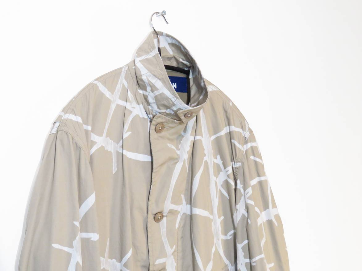 Junya Watanabe AD2003 Barbed Wire Jacket Size m - Light Jackets for ...